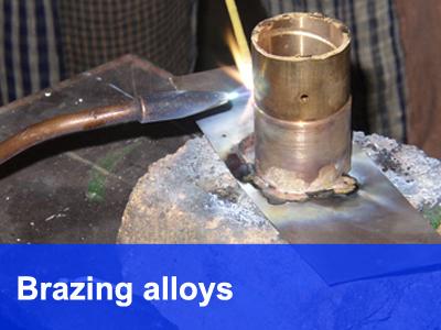 brazing alloys
