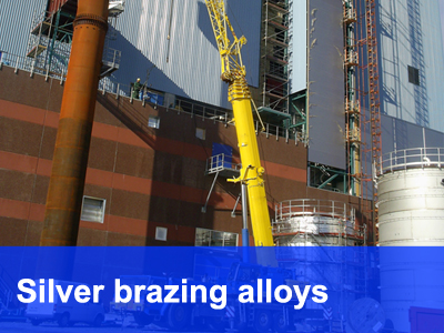 silver brazing alloys